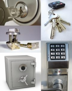 COMMERCIAL LOCKSMITH AND SECURITY SERVICES